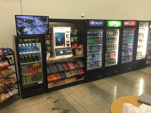 All State pay-center-kiosk