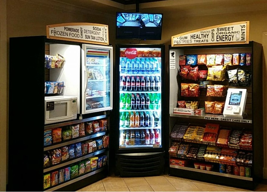 Micro Market Stands – All State Manufacturing